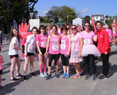 Falmouth RFL 2016 Cheer Point