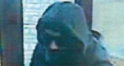 MK Pharmacy Robbery CCTV
