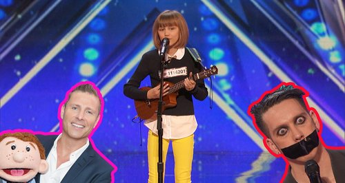 America's Got Talent asset