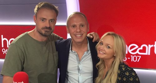 Jamie And Emma With Judge Rinder