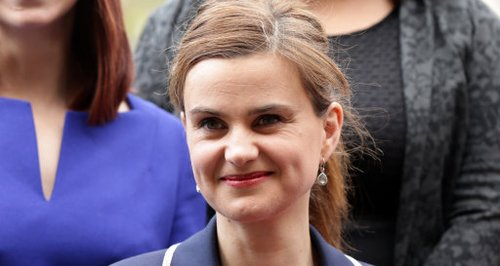 JO COX BATLEY AND SPEN MP