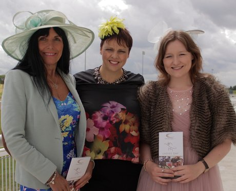 Ladies Day at Chelmsford City Racecourse