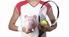 Tennis Money