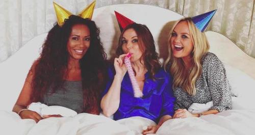 Spice Girls GEM instagram