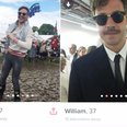 Will Young on Tinder profile online dating