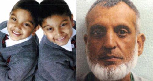 Missing Fazal Hossenbux and twin sons