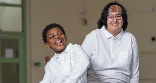 Autism M&S school uniform range