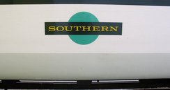 southern train carriage