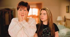 Freaky Friday Lindsay Lohan Film Still