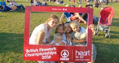 Heart Angels: British Firework Championships