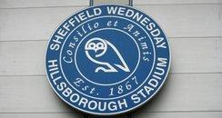 Hillsborough football ground