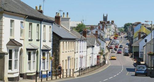 Monition East Devon