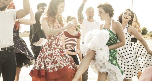 1950's dancing