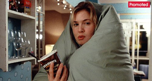 Bridget Jones Baby self help books