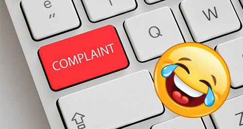 Hilarious Twitter Customer Complaints