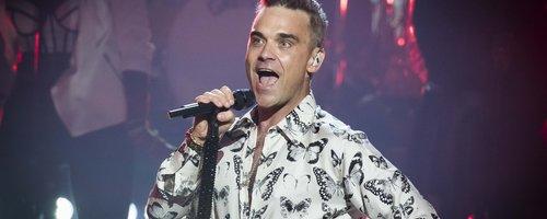 Robbie Williams iTunes festival