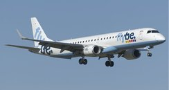 Flybe Embraer E195 -  Flybe.com