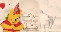 Winnie-The-Pooh Gets A New Pal To Celebrate His 90