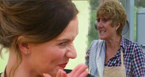 Bake Off Rivalry Canvas