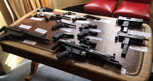 Essex Police Firearms Amnesty Launches