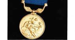 poole medal stolen