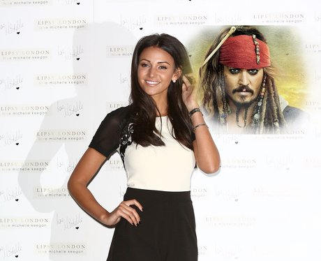 Michelle Keegan, role, Pirates Of The Caribbean