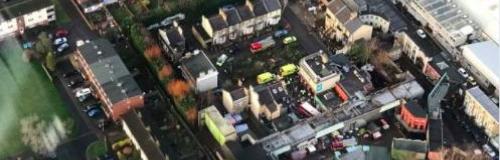 Eastenders disaster set plot revealed