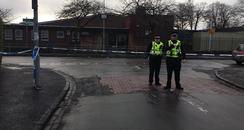Glasgow school shooting Penilee