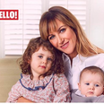 Katherine Kelly second child birth Rose