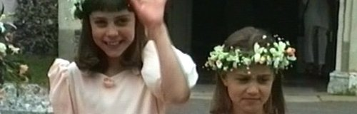 Kate Middleton and Pippa Middleton bridesmaids 199