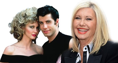 Olivia Newton john Grease reunion