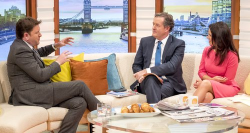 James Martin on Good Morning Britain