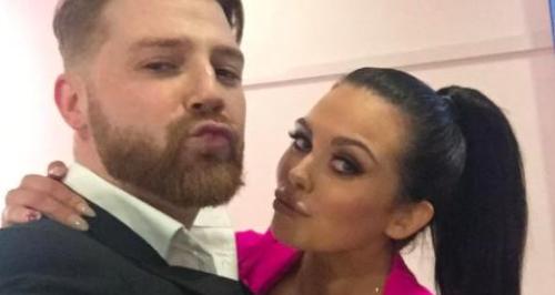 Scarlett Moffatt has split with boyfriend Luke Cro
