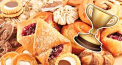 Pastries Greggs