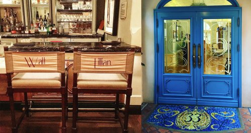 Walt Disney's exclusive Club 33