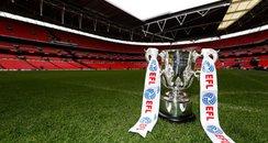 EFL Cup Wembley