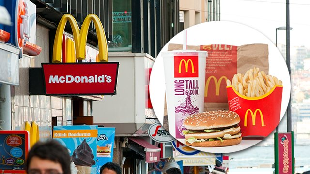 McDonald's tries to change image from 'fast food' to 'good food served fast'