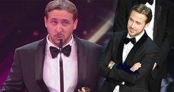 Fake Ryan Gosling Accepts Award