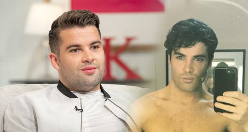 Joe McElderry Body Canvas