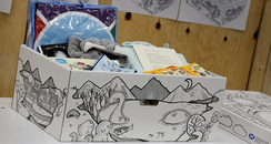 Scotland baby box winning design