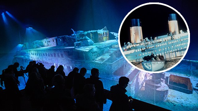 You Can Now Visit The Titanic - But You'll Need A Snorkel ...