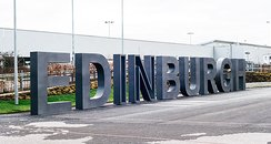 edinburgh airport image