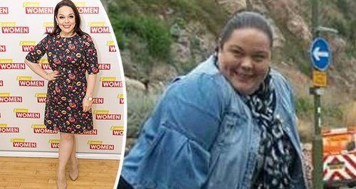 Lisa Riley Didn't Recognise Herself In Throwback S