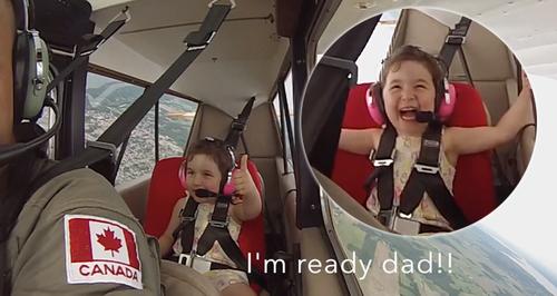 Girl Plane Social