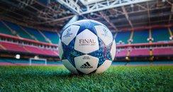 Champions league 2017 ball
