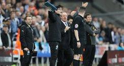 Keith Stroud NUFC Decision