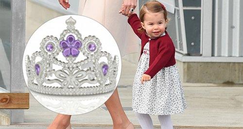 Princess Charlotte tiara