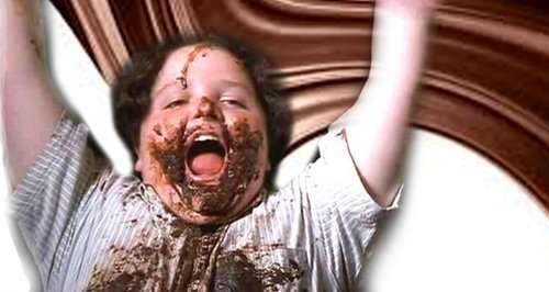 Chocolate Gene Canvas