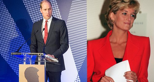 Prince William Diana