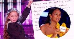Britain's Got Talent Alesha Issy Simpson